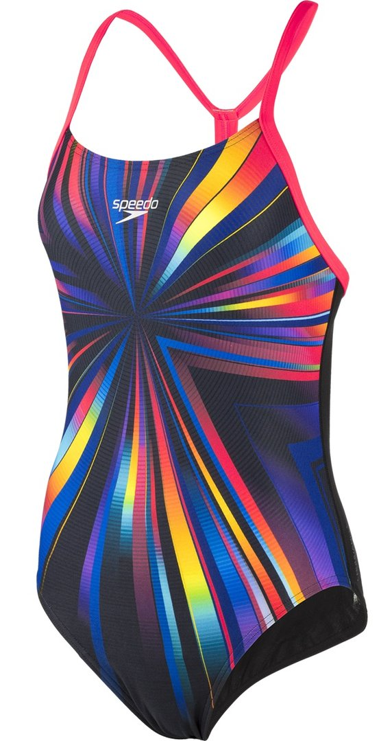 SPEEDO StrobeGlow Placement Digital Rippleback