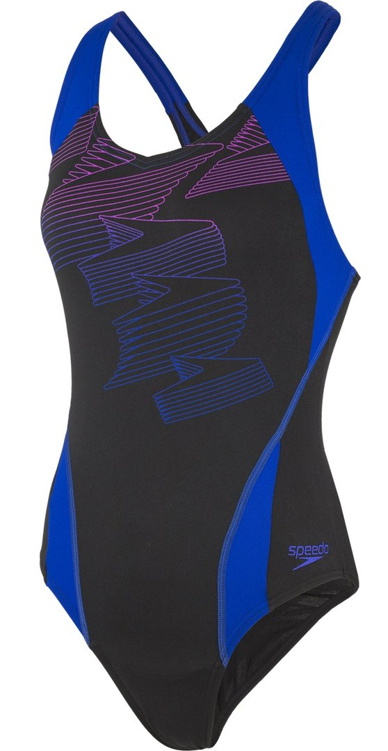 SPEEDO Boom Placement Racerback