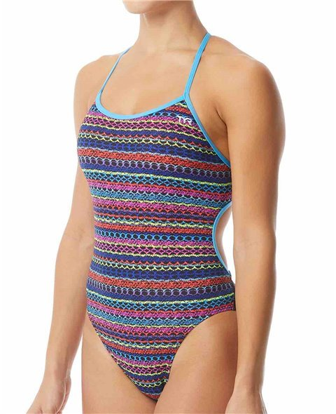 TYR Morocco Cutout Fit, Lady